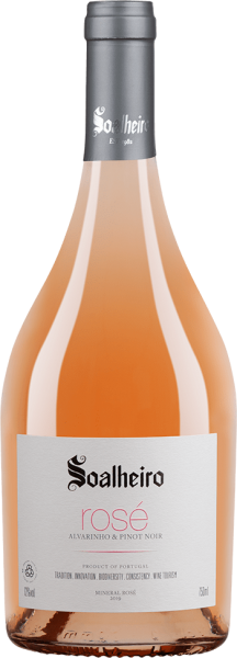 Soalheiro Mineral Rosé - Pinot Noir _ Alvarinho 2019